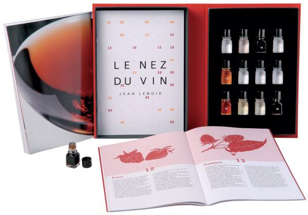 Le Nez du Vin 12 Weinaromen Rotwein
