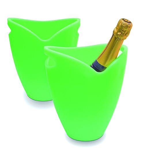 Pulltex Flaschenkübel, grün
