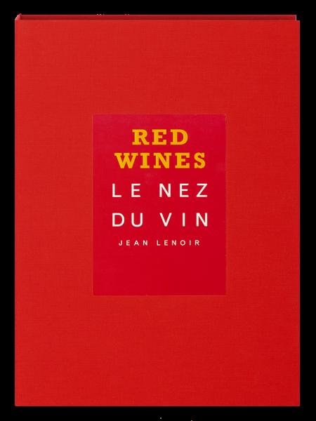 Le Nez du Vin 12er Aromen Rotwein Englisch
