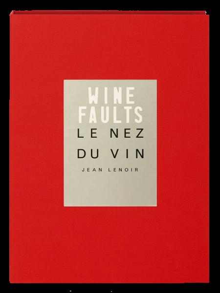 Le Nez du Vin 12er Aromen Weinfehler Englisch