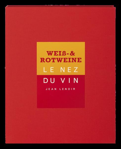 Le Nez du Vin Duo 24, Rotwein und Weißwein