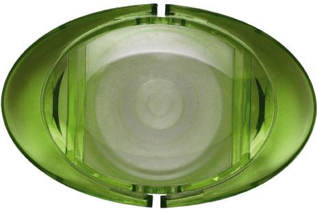 Colibri Sektverschluss, grün-transparent