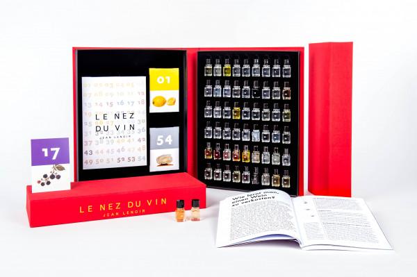 Le Nez du Vin Masterkit 54 Weinaromen
