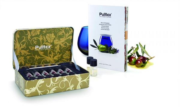 Pulltex Olivenöl Set, 12 Aromen
