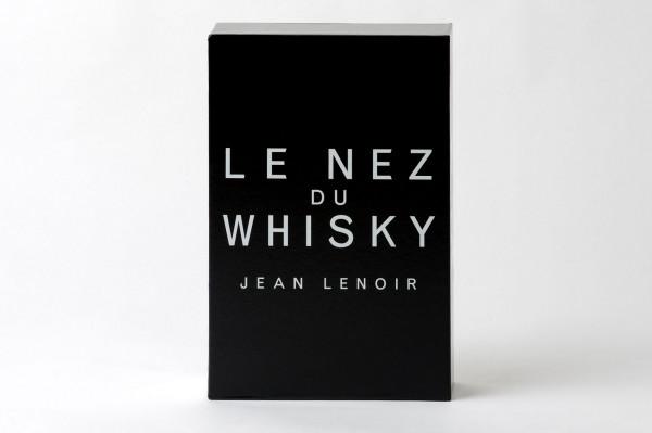 Le Nez du Whiskey Masterkit 54er Buch Deutsch