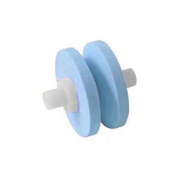 555 Ersatzrolle blau / Schleifer 550/BR
