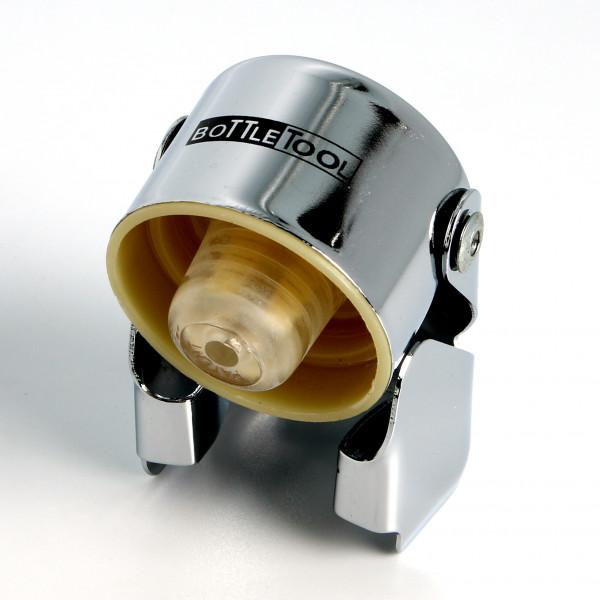 BottleTool Sektverschluss, chrom