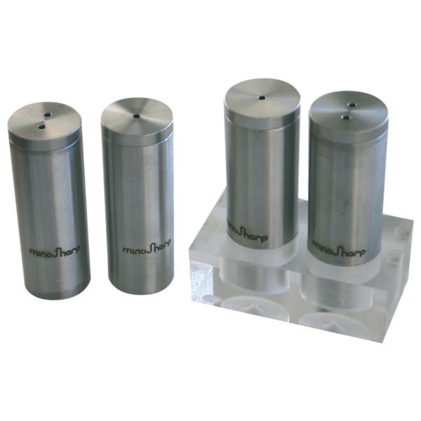 MinoSharp Salz- und Pfefferstreuer Set