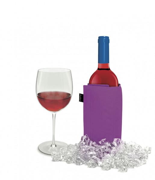 Pulltex Flaschenkühler mit Klettverschluss, lila
