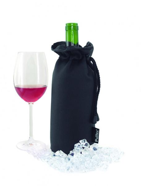 Pulltex Weinkühltasche, schwarz